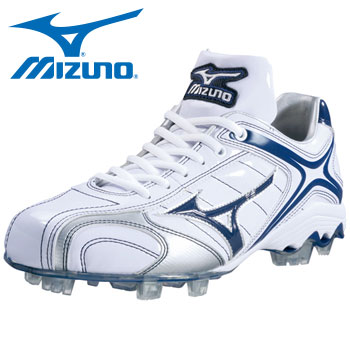 Mizuno Wave Joker Bright (White/Blue)